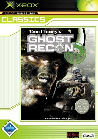 Tom Clancy's Ghost Recon - Xbox Classics