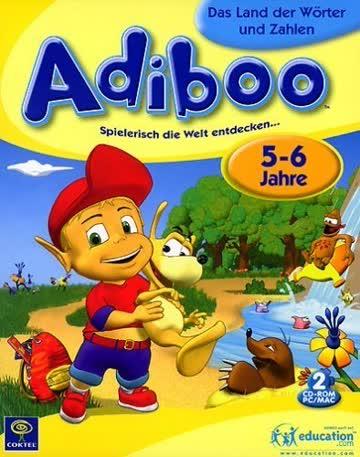 Adiboo im Land der Wörter & Zahlen