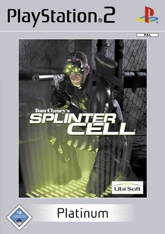 Splinter Cell - Tom Clancy - Platinum