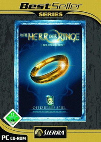 Der Herr der Ringe - Die Gefährten - Bestseller Series (Vivendi)