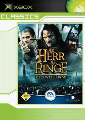 Der Herr der Ringe - Die Zwei Türme  - EA Classics (Electronic Arts)
