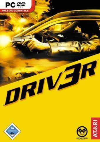 Driver 3 (DVD-ROM)
