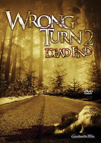 DVD * Wrong Turn 2 : Dead End [Import allemand]