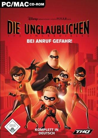 Die Unglaublichen - The Incredibles: Bei Anruf Gefahr