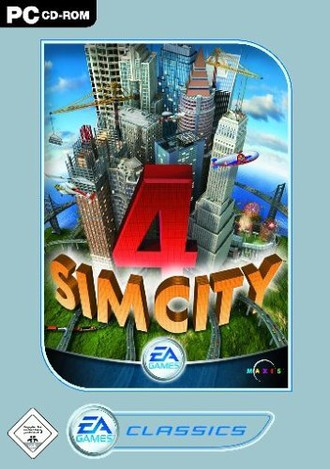 Sim City 4 - EA Classics (Electronic Arts)