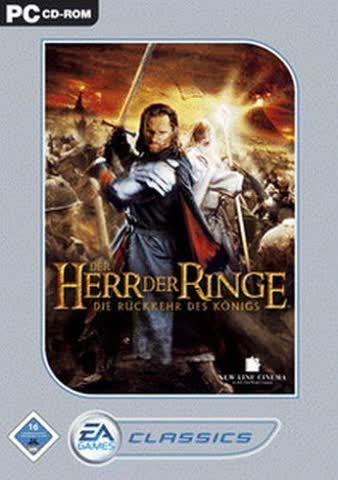 Der Herr der Ringe - Rückkehr des Königs - EA Classics (Electronic Arts)