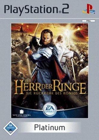 Der Herr der Ringe - Rückkehr des Königs - Platinum
