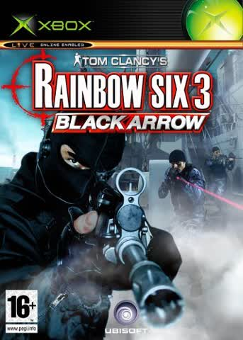 Rainbow Six 3 - Black Arrow (Tom Clancy)
