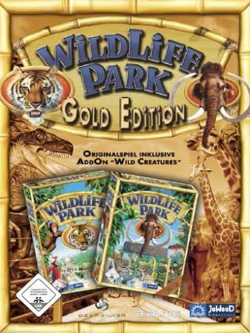 """Wild Park Gold Edition (Originalspiel inkl. AddOn """"Wild Creatures"""")"""