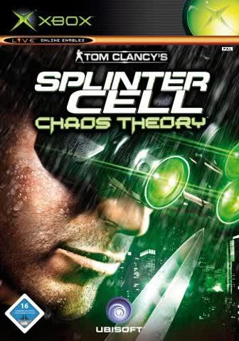 Splinter Cell - Chaos Theory