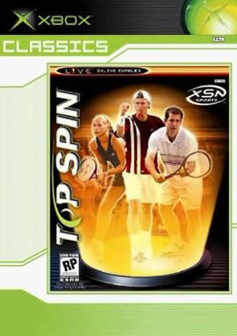 Top Spin - Xbox Classics