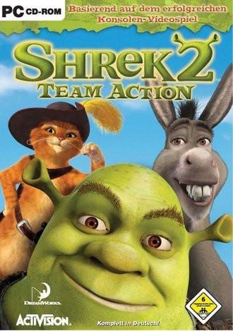 Shrek 2 - Team Action