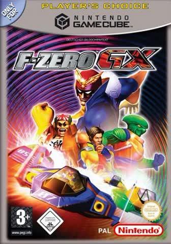 F-Zero (Player's Choice)