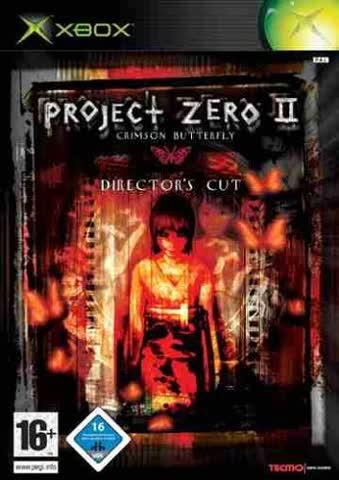 Project Zero 2 - Crimson Butterfly