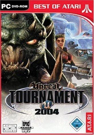 Unreal Tournament 2004 - Best of Atari (DVD-ROM)