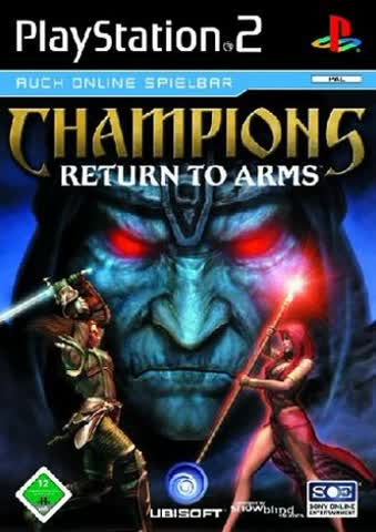 Champions - Return to Arms