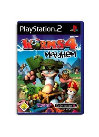 Worms 4 Mayhem
