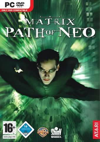 Matrix - The Path of Neo (DVD-ROM)