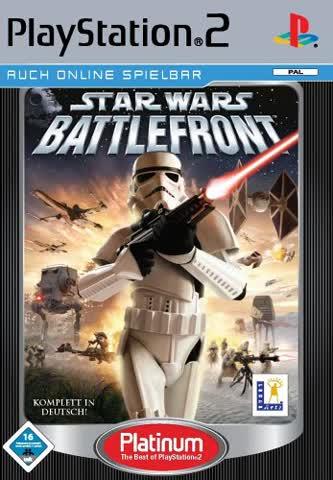 Star Wars - Battlefront [Platinum]