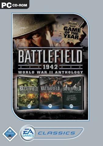 Battlefield 1942 - The WW2 Anthology - EA Classics (Electronic Arts)