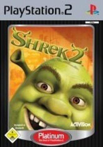 Shrek 2 - Platinum