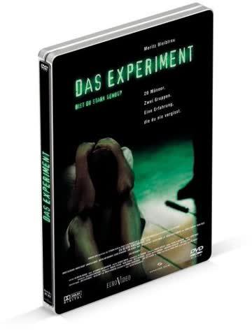 Das Experiment (im limitierten Steelbook)