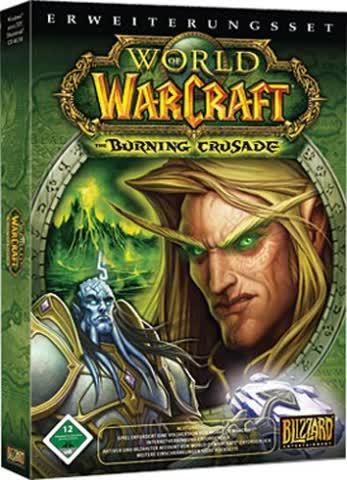 World of Warcraft AddOn - The Burning Crusade