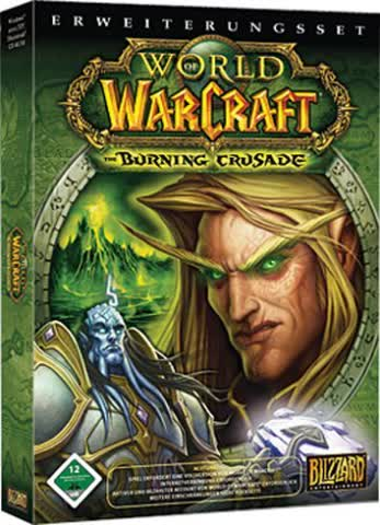 World of Warcraft AddOn - The Burning Crusade