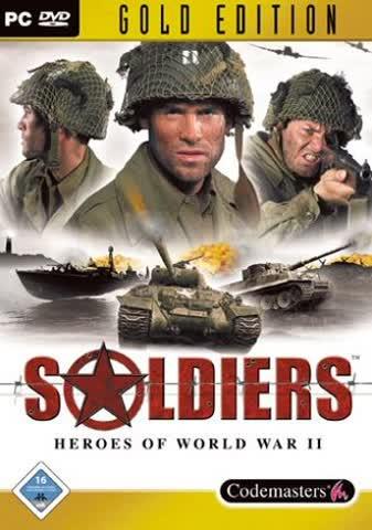 Soldiers - Heroes of World War 2 Gold Ed. - (Hammerpreis)