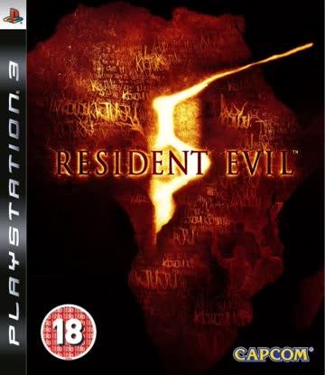 Resident Evil 5 [UK-Import]