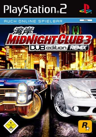 Midnight Club 3 - DUB Edition Remix