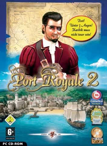 Port Royale 2 - (Hammerpreis)