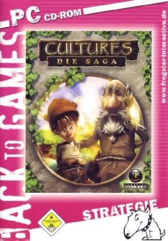 Cultures - Die Saga