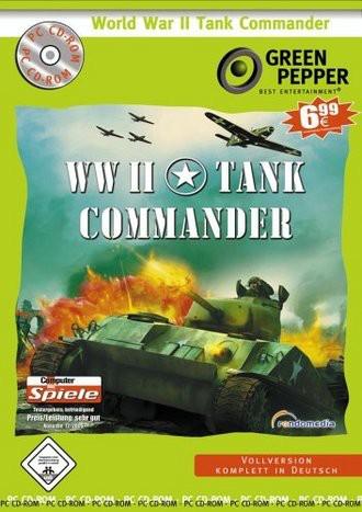 WW II Tank Commander - (Green Pepper)
