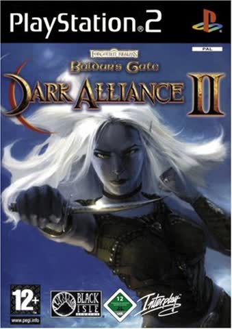 Baldur's Gate: Dark Alliance II [Software Pyramide]