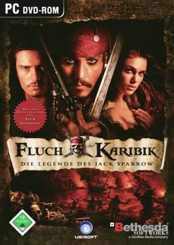 Fluch der Karibik - Die Legende des Jack Sparrow
