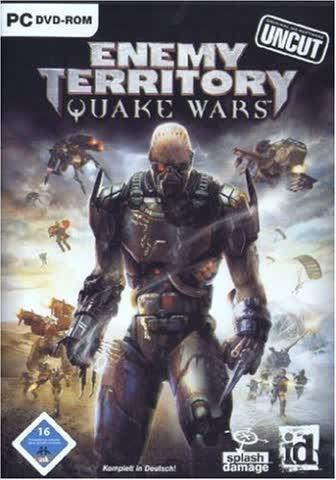 Enemy Territory: Quake Wars (uncut)