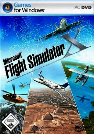 Flight Simulator X - Standard