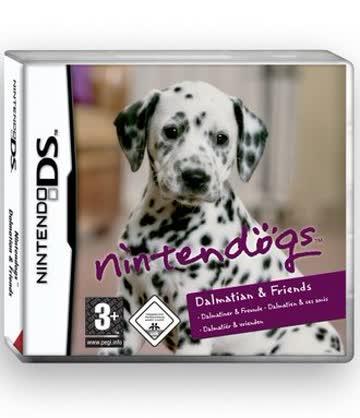 Nintendogs - Dalmatiner & Friends