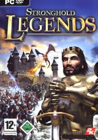 Stronghold Legends (DVD-ROM)