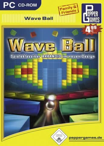 Wave Ball - (Pepper Games)