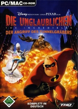 Die Unglaublichen - The Incredibles: Angriff