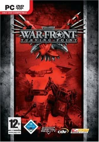 War Front - Turning Point (DVD-ROM)