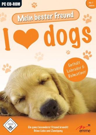 Mein bester Freund: I love Dogs