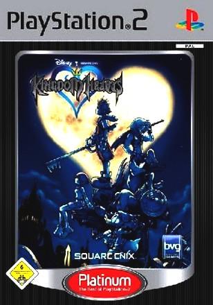 Kingdom Hearts Platinum
