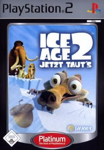 Ice Age 2 - Jetzt taut's - Platinum