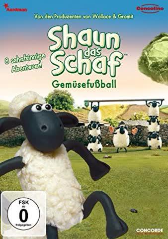 Shaun das Schaf 2 - Gemüsefußball