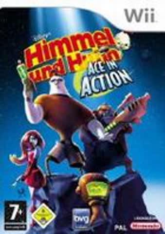 Himmel Und Huhn (Chicken Little) - Ace In Action
