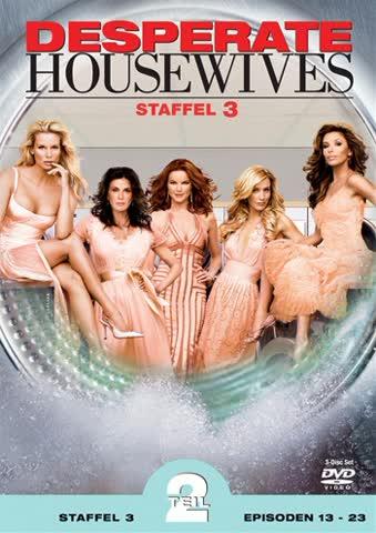 Desperate Housewives - Staffel 3, Teil 2 [3 DVDs]