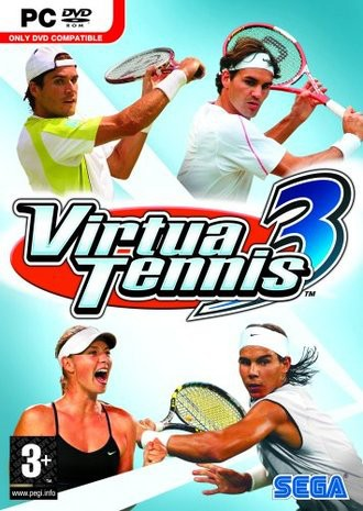 Virtua Tennis 3 (DVD-ROM)